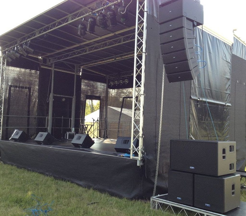 Used Eco Stage For Sale 605
